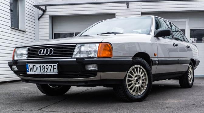 Audi 100 Turbo C3 1989 – SPRZEDANE