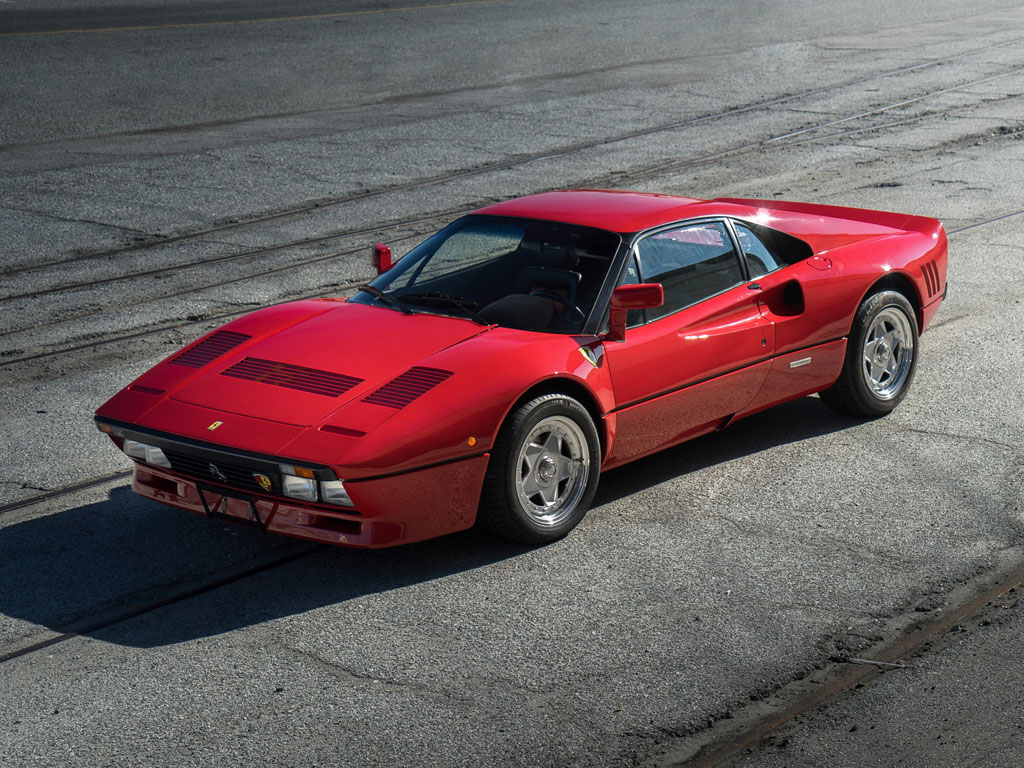 ferrari 288 gto 1984 sprzedane gie da klasyk w. Black Bedroom Furniture Sets. Home Design Ideas