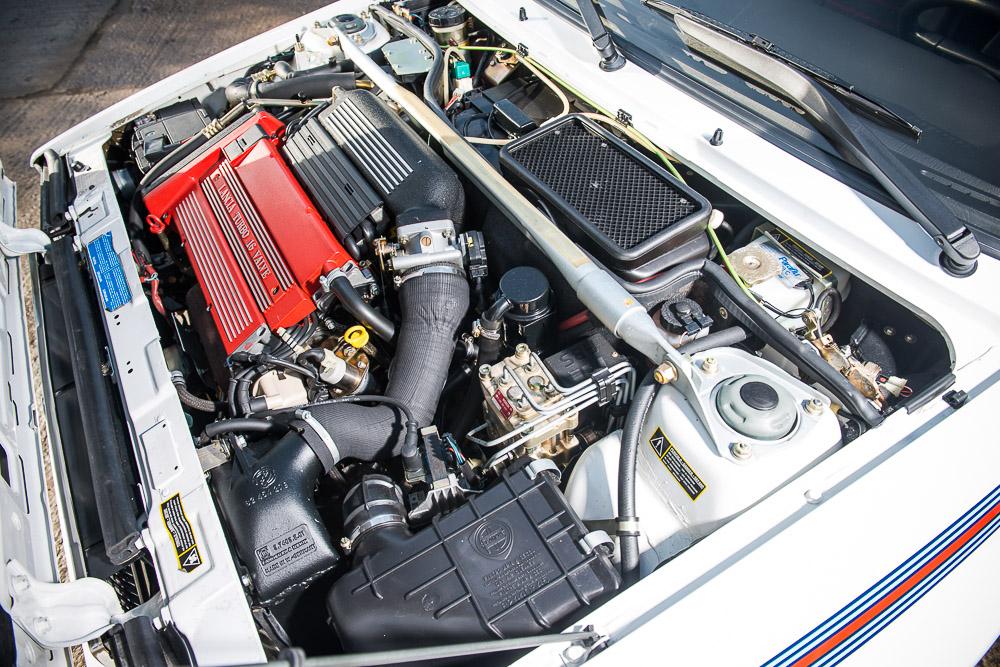 Lancia Delta Integrale HF Turbo Martini 1992 - SPRZEDANA ...