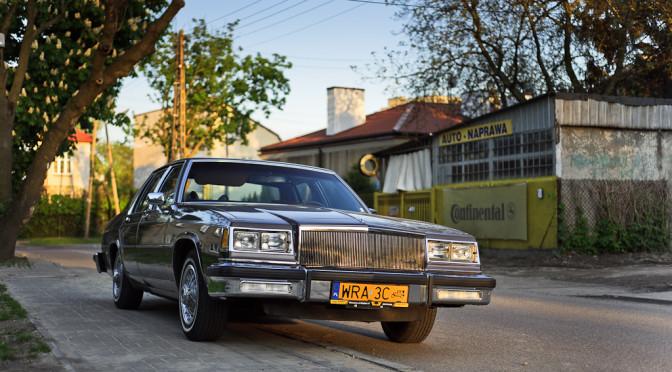 Buick LeSabre 1984 – SPRZEDANY