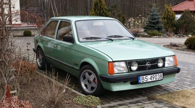 Opel Kadett D 1982 – 12000 PLN – Suwałki