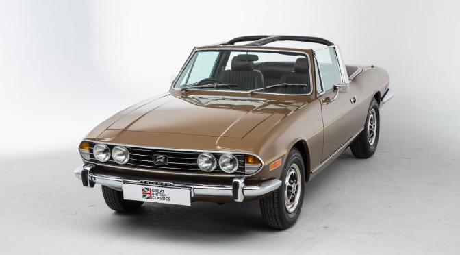 Triumph Stag 1976 – SPRZEDANY