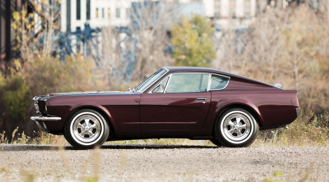 Ford Mustang Shorty 1964 – SPRZEDANY