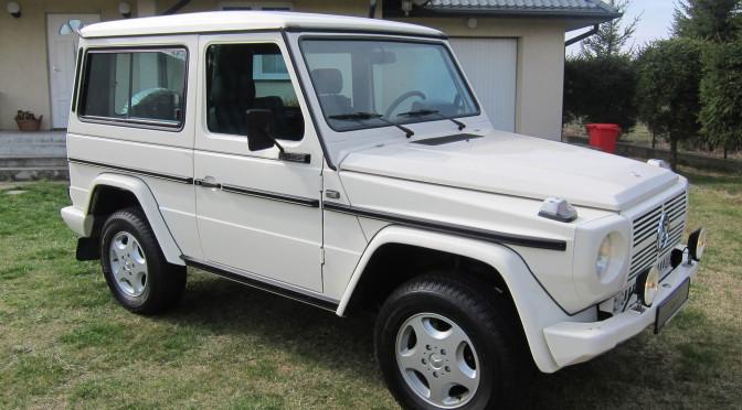 Mercedes 200 GE W460 1987 – SPRZEDANY