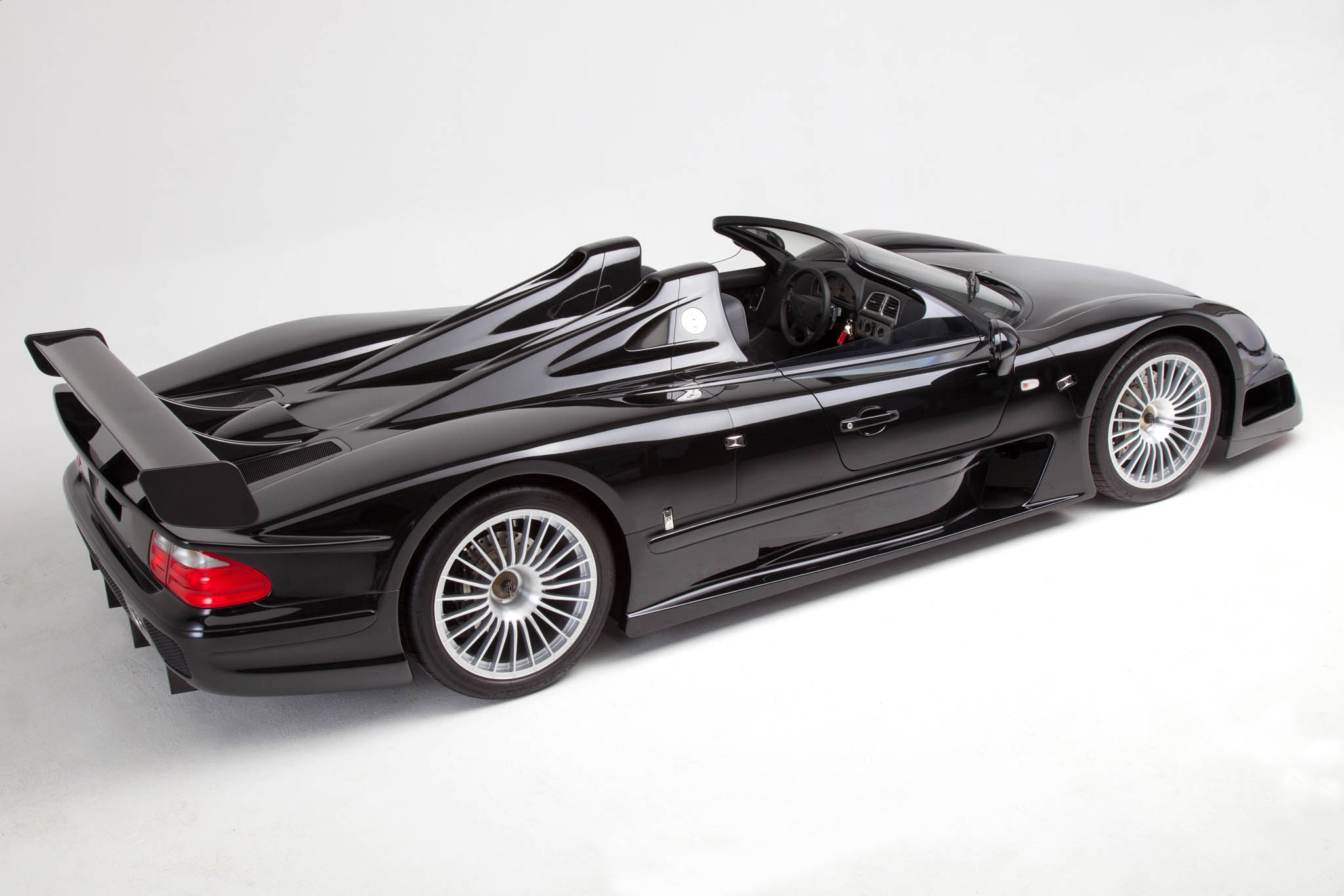 For Sale: 1999 Mercedes-Benz CLK GTR Roadster