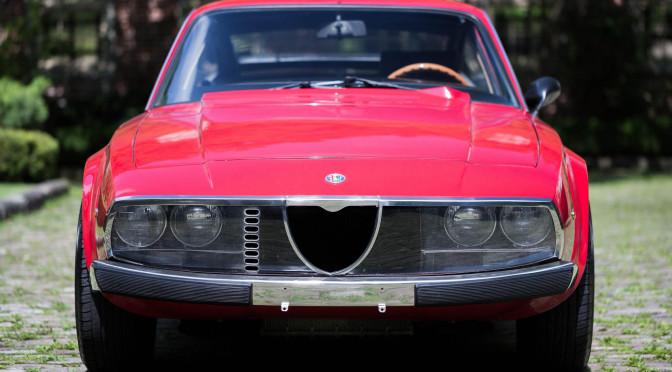Alfa Romeo 1600 Junior Zagato 1973 – SPRZEDANA