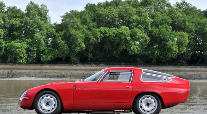 Alfa Romeo Giulia TZ1 1964 – SPRZEDANA