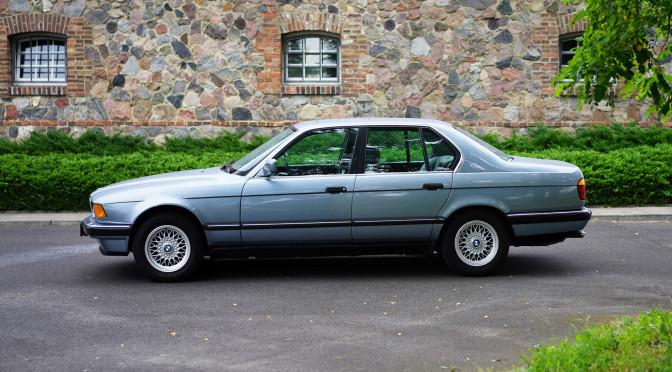 BMW 730i E32 1987 – SPRZEDANE