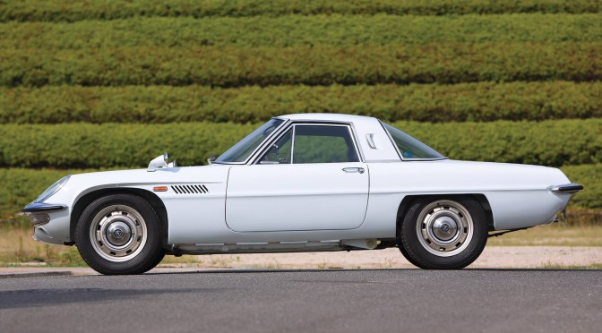 Mazda Cosmo Sport 1971 – SPRZEDANA
