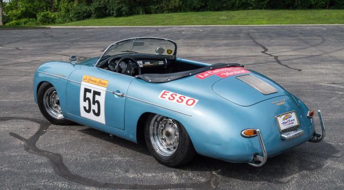 Porsche 356 Speedster 1955 –  ok. 1118000 PLN – USA