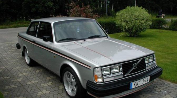 Volvo 242GT 1979 – ok. 77000 PLN – Szwecja