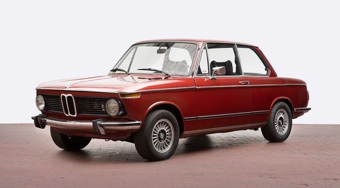 BMW 2002 tii 1974 – SPRZEDANE