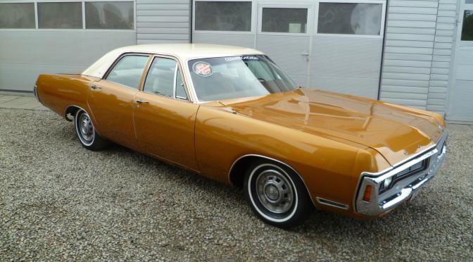 Dodge Monaco 1970 – 49900 PLN – Krzeszowice