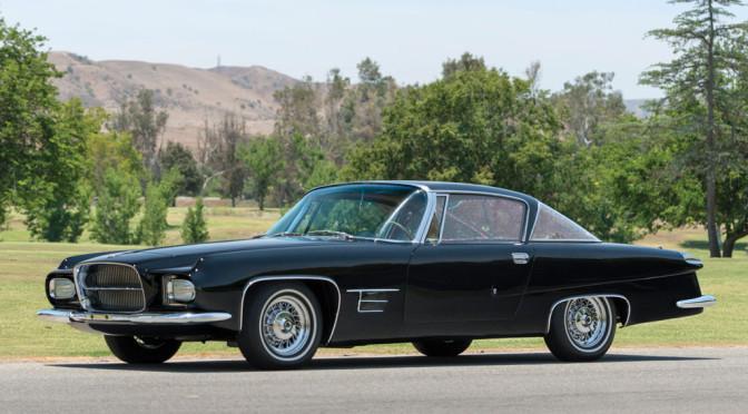 Ghia L6.4 1962 – SPRZEDANA