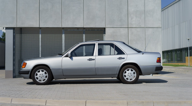 Mercedes 250D W124 1993 – SPRZEDANY