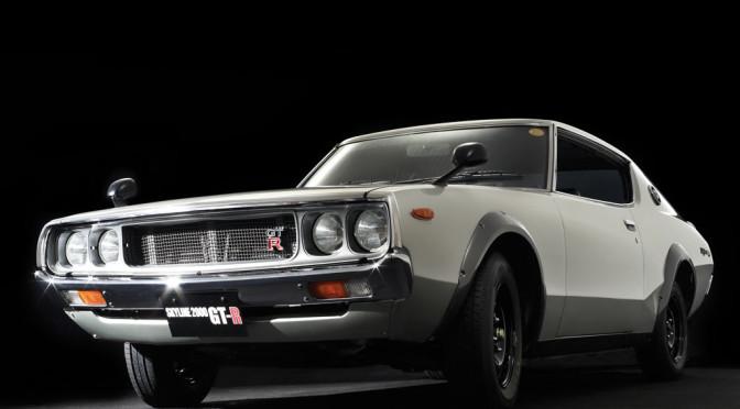 Nissan Skyline 2000GT-R Kenmeri 1973 – SPRZEDANY
