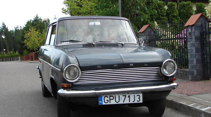 Opel Kadett A 1964 – 23000 PLN – Gdynia