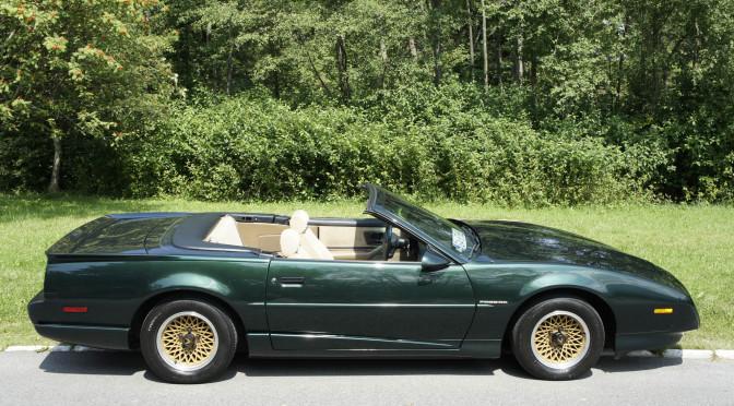 Pontiac Firebird Convertible 1992 – SPRZEDANY