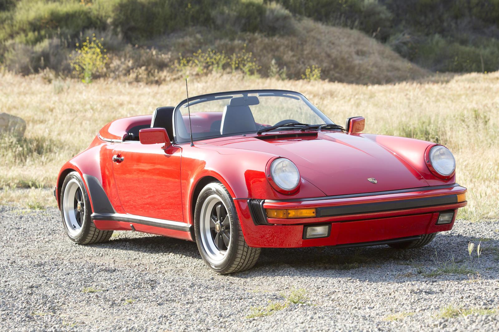 Porsche 911 Speedster 1989 Sprzedane Giełda Klasyk 243 W