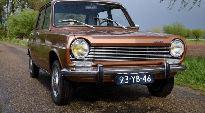 Simca 1100 GLS 1974 – SPRZEDANA