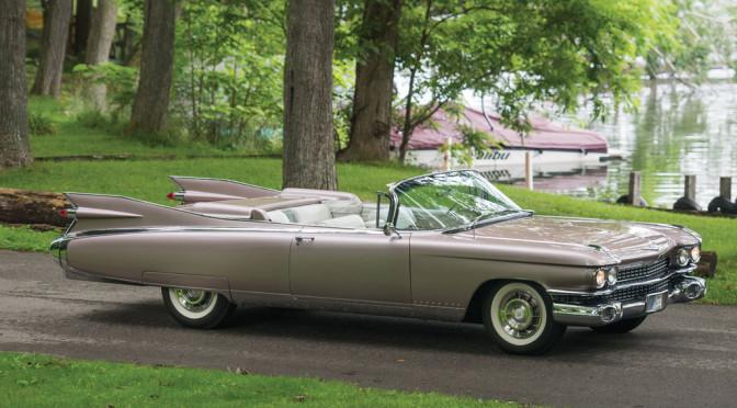 Cadillac Eldorado Biarritz 1959 – SPRZEDANY