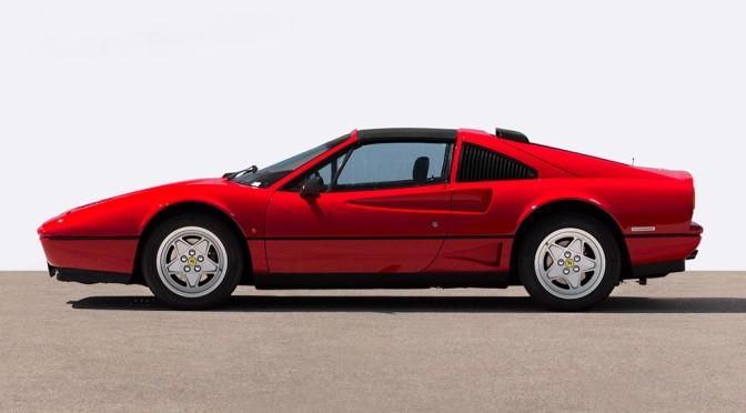 Ferrari GTS Turbo 1986 – SPRZEDANE