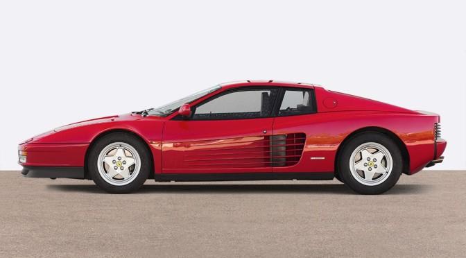 Ferrari Testarossa 1990 – SPRZEDANE