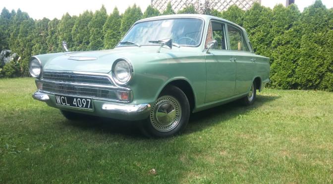 Ford Cortina Mk1 1965 – 25000 PLN – Andrespol