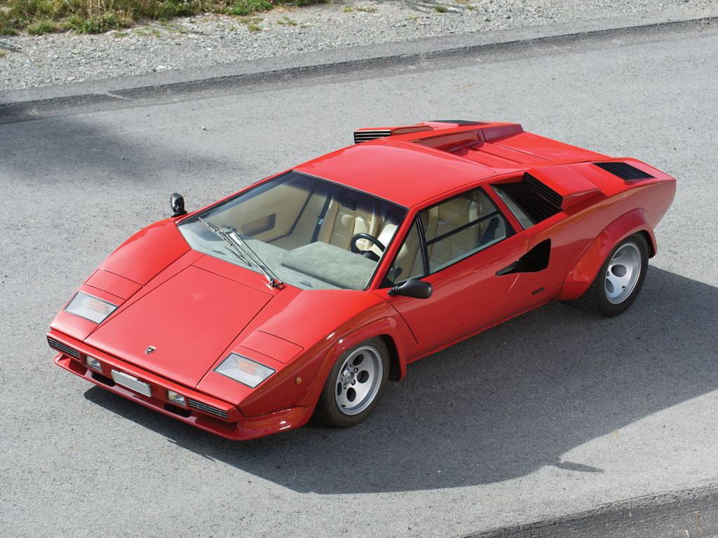 Lamborghini Countach Lp400s 1981 Sprzedane Giełda Klasyk 243 W