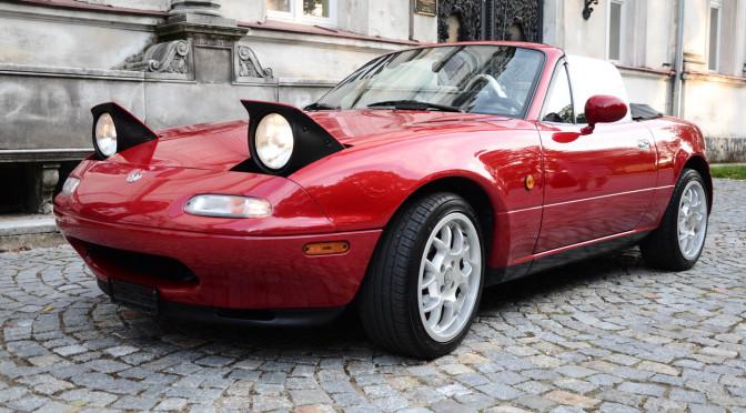 Mazda MX-5 1991 – SPRZEDANA