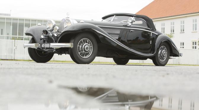 Mercedes 500K Special Roadster 1935 – SPRZEDANY