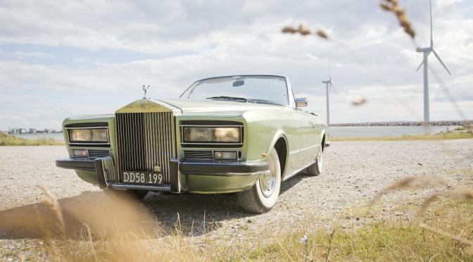 Rolls Royce Phantom VI Cabriolet 1972 – SPRZEDANY