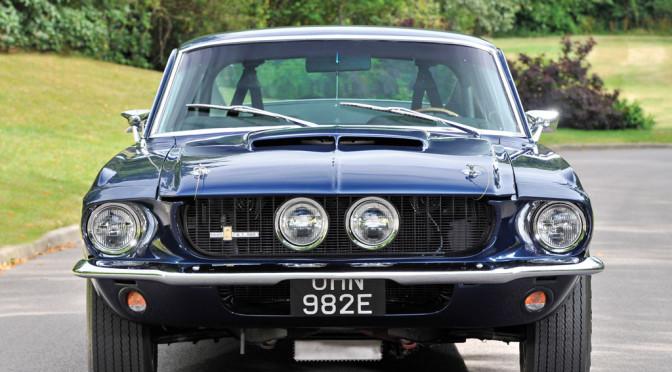 Shelby GT500 1967 – SPRZEDANE