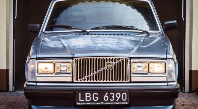 Volvo 245 1984 – SPRZEDANE