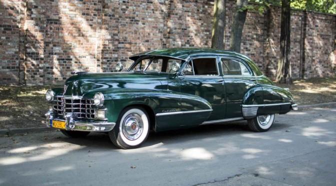 Cadillac 62 Fleetwood 1947 – 105000 PLN – Warszawa