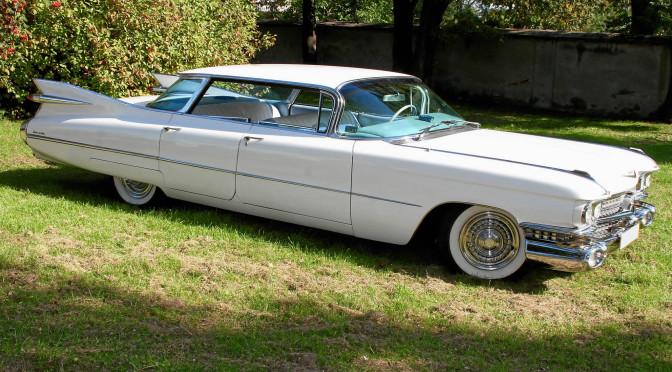 Cadillac Series 63 Sedan de Ville 4Window 1959 – SPRZEDANY