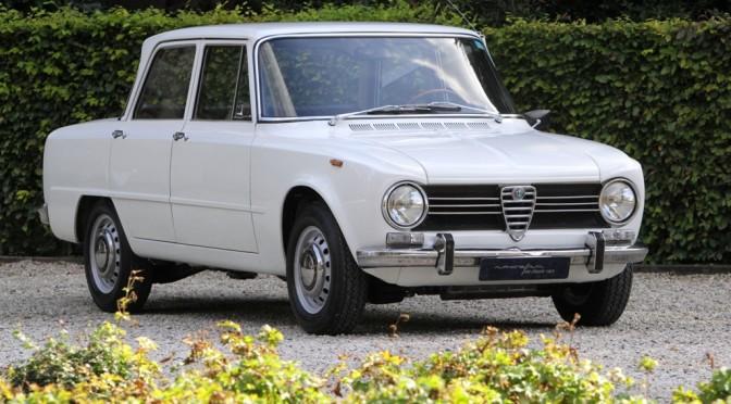 Alfa Romeo Giulia 1300 Ti 1970 – SPRZEDANA