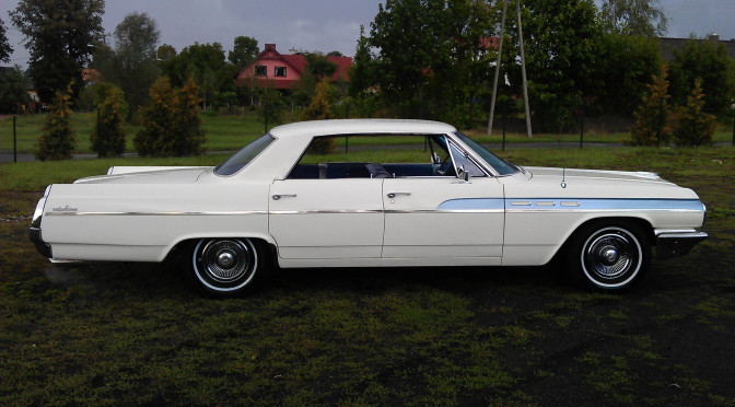 Buick LeSabre 1963 – 50000 PLN – Malbork