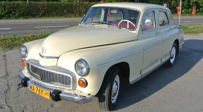 FSO Warszawa 223 1971 – 51223 PLN – Warszawa
