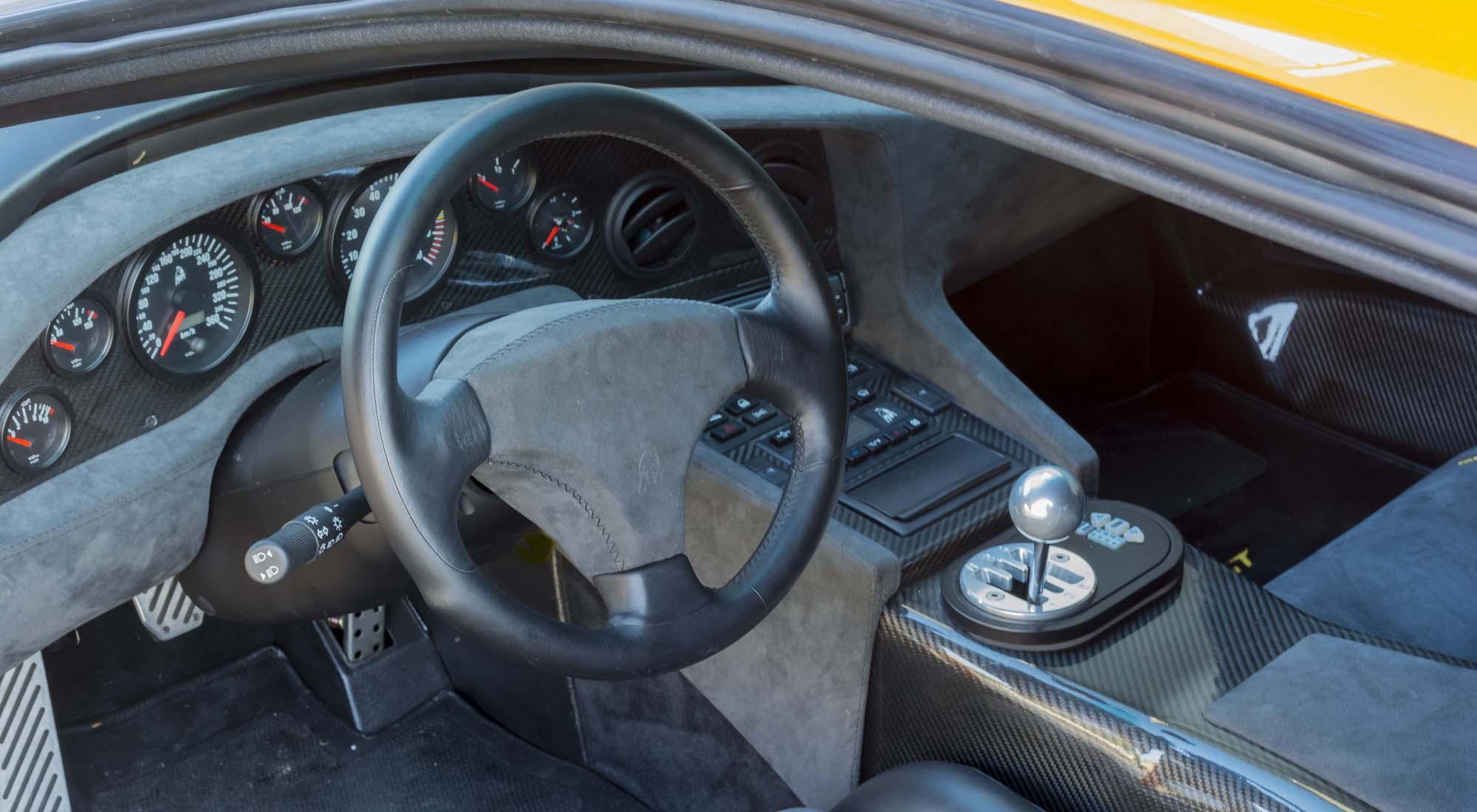 Lamborghini Diablo Gt 1999 Sprzedane Gielda Klasykow