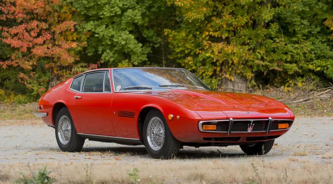 Maserati Ghibli SS 1972 – SPRZEDANE