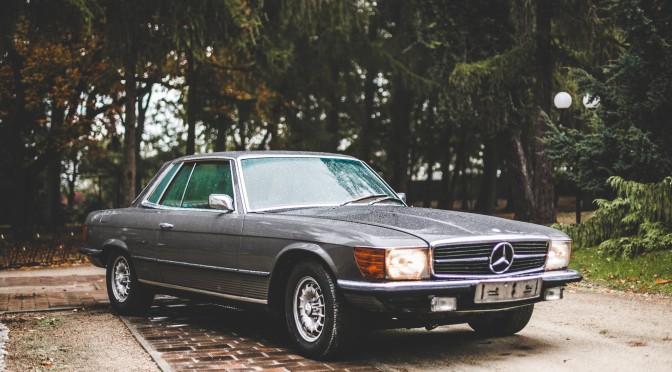 Mercedes 350 SLC C107 1973 – SPRZEDANY
