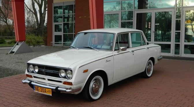 Toyota Corona T40 1968 – SPRZEDANA