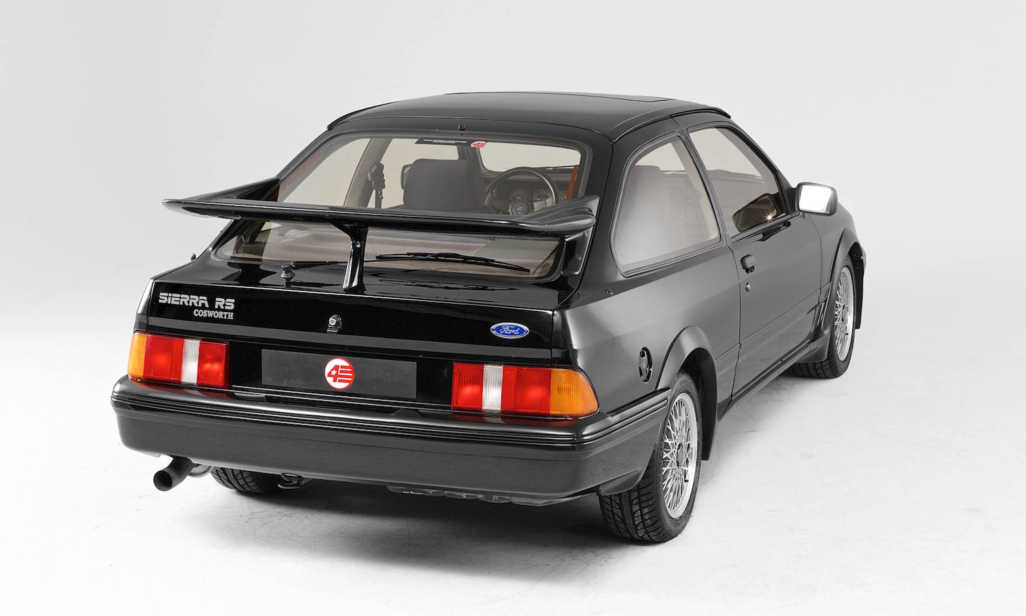 ford sierra rs cosworth 1986 sprzedany gie da klasyk w. Black Bedroom Furniture Sets. Home Design Ideas