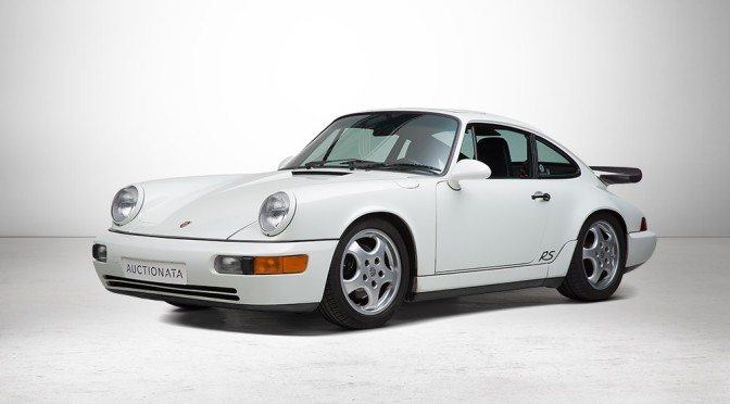 Porsche 911 964 RS America 1993 – SPRZEDANE