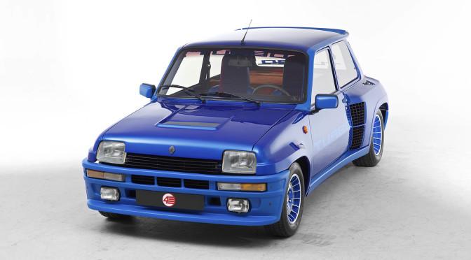 Renault 5 Turbo 1981 – SPRZEDANE