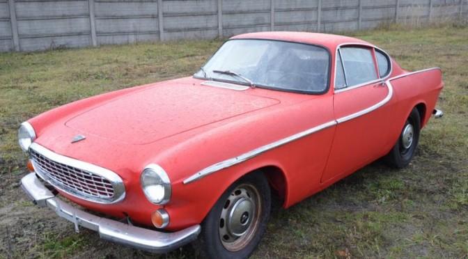 Volvo 1800S 1966 – SPRZEDANE