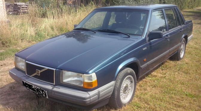 Volvo 740 1989 – 5000 PLN – Wrocław