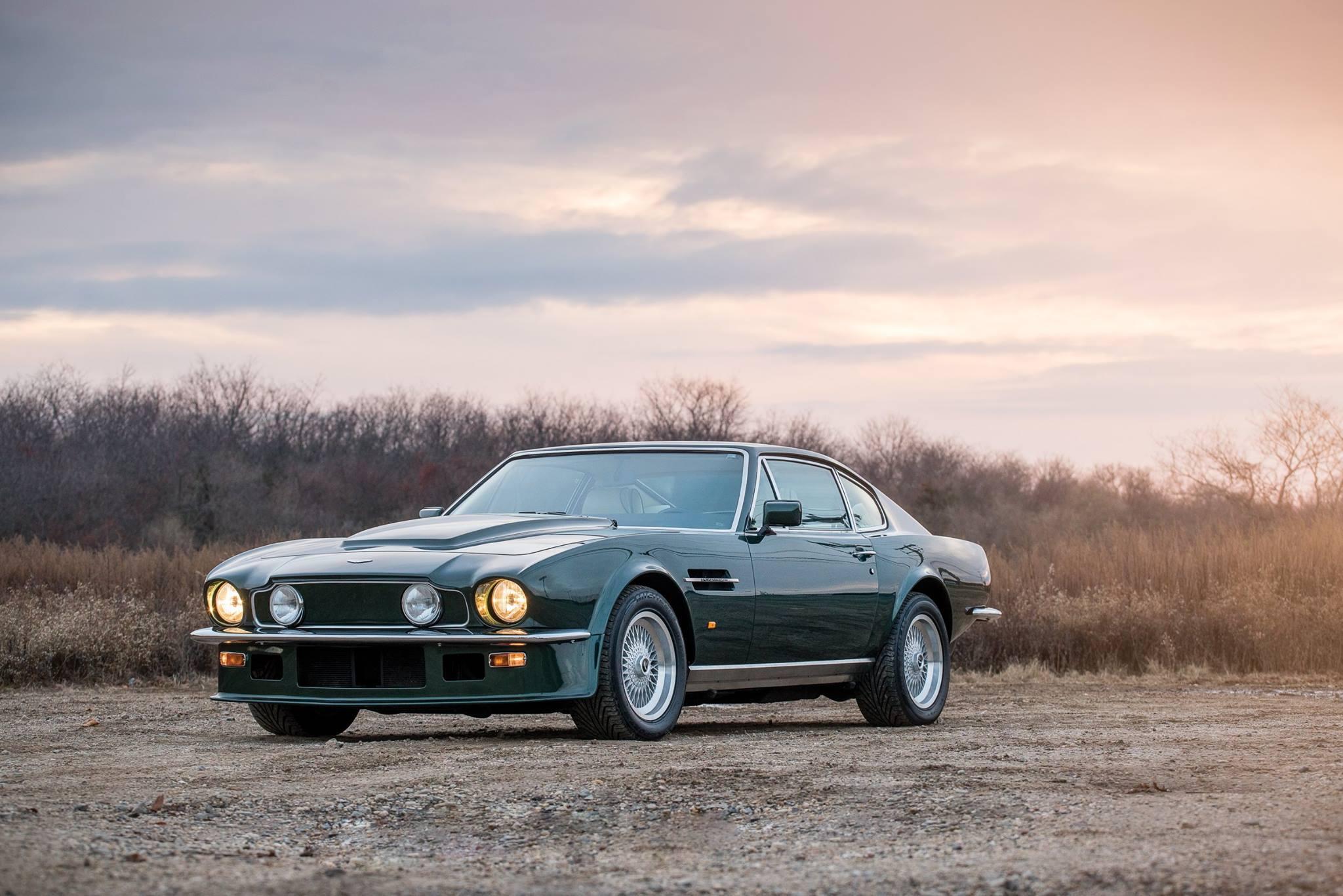 Aston Martin V8 Vantage X Pack 1987 SPRZEDANY Giełda klasyk³w