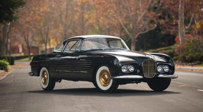 Cadillac Series 62 Ghia 1953 – SPRZEDANY